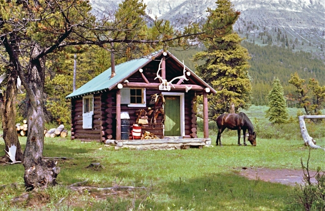 11 - Topaz Warden Cabin - Upper Blue Creek - Hep (1980) - Version 2
